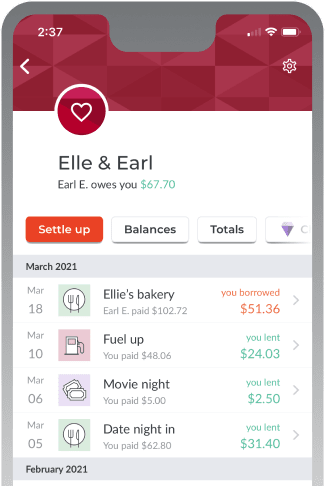 Split expenses with friends  :: Splitwise